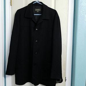 Ermenegildo Zegna Black 100% Cashmere Jacket
